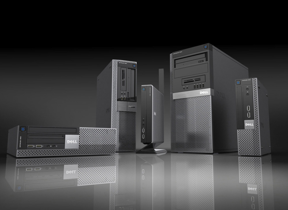 Dell Optiplex Desktop Family